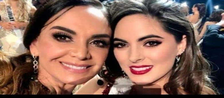 Lupita Jones le contesta a Sofía Aragón: Sé de qué pie cojean