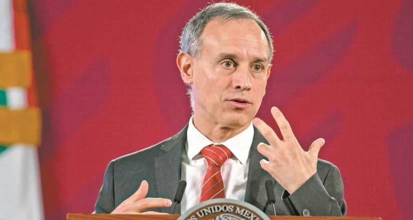 López-Gatell arremete contra vapeadores; son tóxicos y nocivos