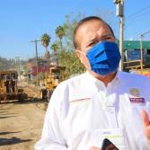 Ayuntamiento mejora condiciones urbanas en colonias de la Delegación La Mesa: Arturo González