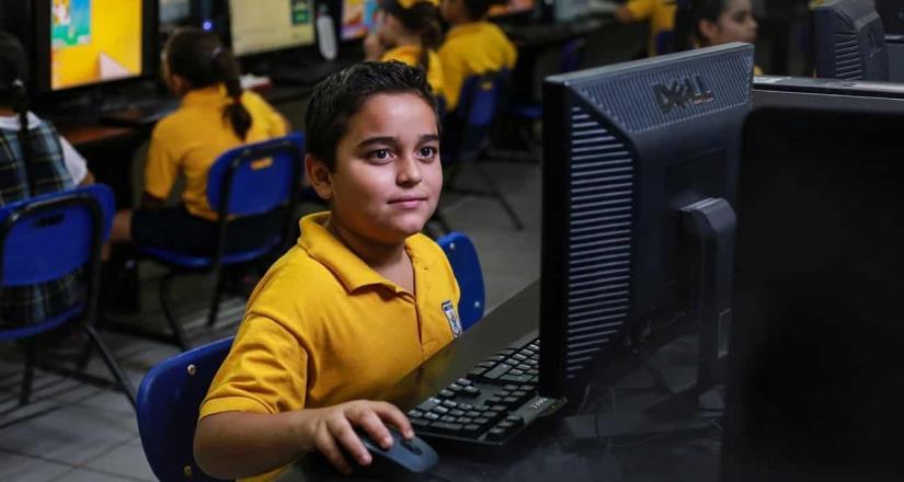 Proyectos colaborativos benefician a niñas y niños de educación primaria