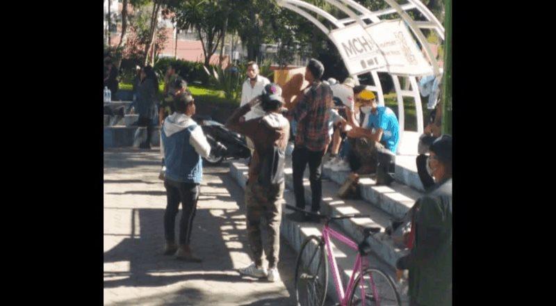 Protestan contra regulación de la marihuana en Hidalgo