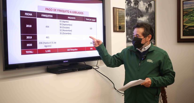 Avanza Gobierno de BC con pago de finiquitos a maestros y autorización de jubilaciones