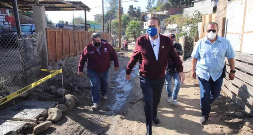 Lleva Ayuntamiento red de agua potable a la delegación San Antonio de los buenos