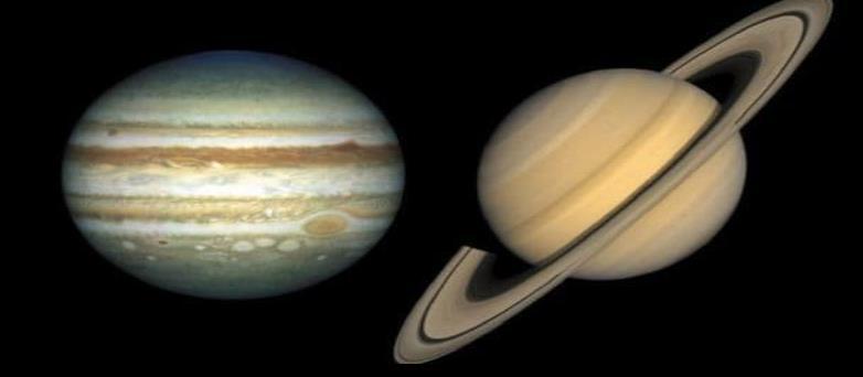 ¿Cómo y dónde ver la alineación de Júpiter y Saturno en diciembre?