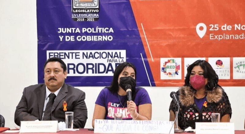 Fiscal de Morelos pide mil mdp para atender feminicidios