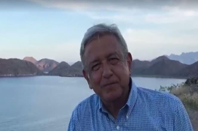 AMLO viaja a Baja California; realizará gira en la entidad