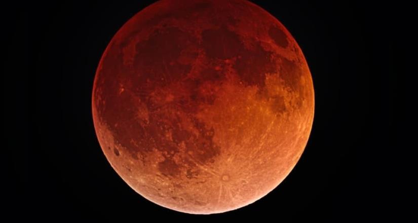 El eclipse penumbral, el último fenómeno astronómico de noviembre