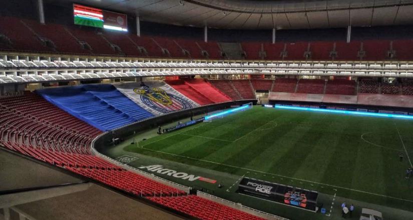 Chivas no recibirá gente en su estadio para la semifinal