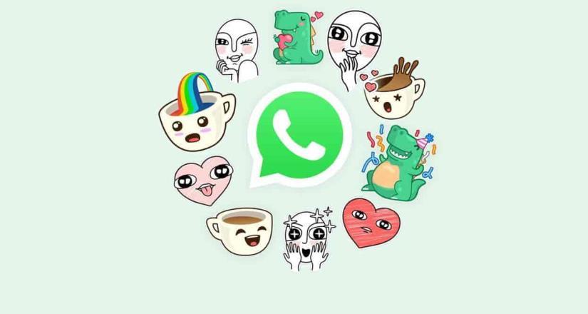 WhatsApp ya te permitirá buscar stickers