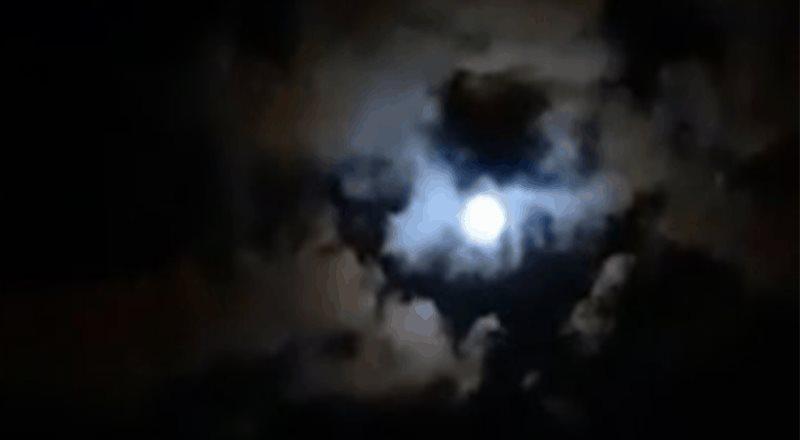 ¿Coincidencia o señal divina? ¿Nubes en Argentina forman a Maradona?