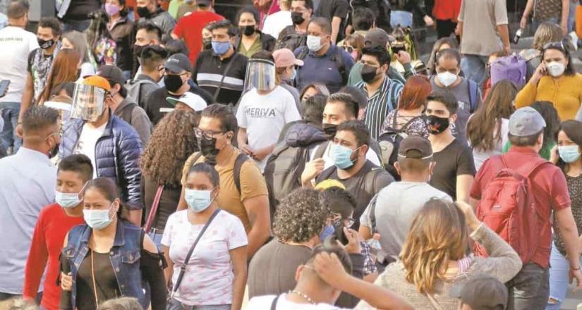 La OMS señala que la situación en México es muy preocupante