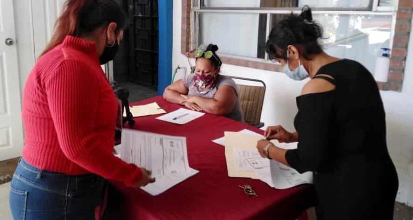 Se promueve programa de apoyos económicos a madres solteras y mujeres en situación vulnerable