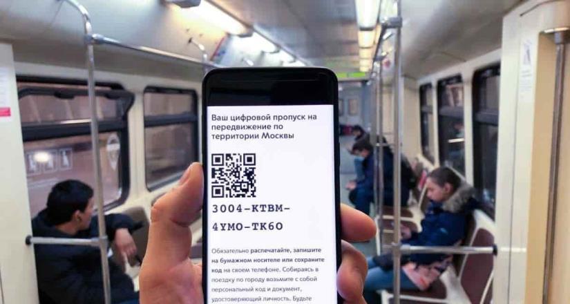 Código QR se subirá al Metro y las nuevas medidas ante el Covid