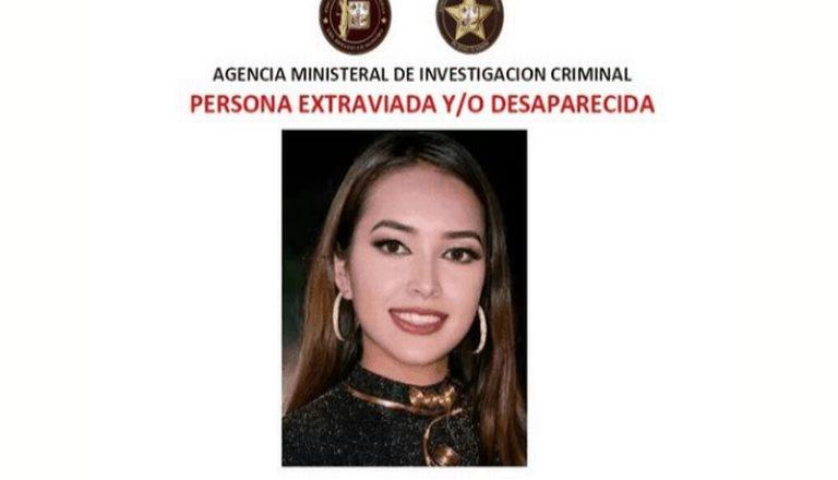 Emiten Protocolo Alba y Alerta Amber para joven Emily Castillo