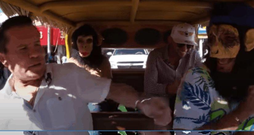 Julio César Chávez respondió al polémico video del Jr en tacones