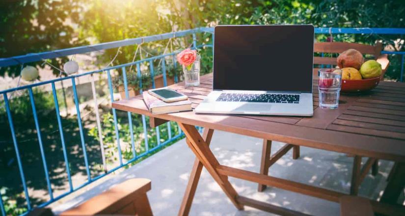 Tips para acondicionar tu casa de fin de semana en un espacio de trabajo