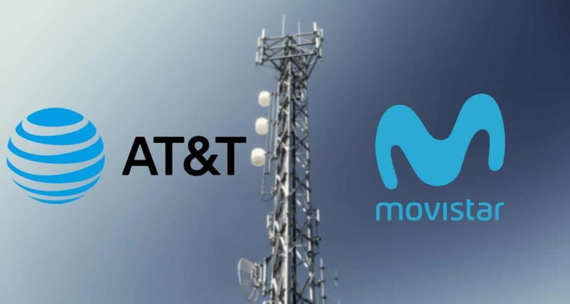 Movistar renta espectro de AT&T para dar servicio en zonas rurales