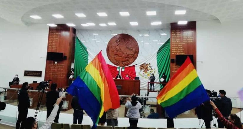 Congreso de Tlaxcala aprueba el matrimonio igualitario