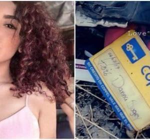 Reportan posible hallazgo del cuerpo de Danna Sugey
