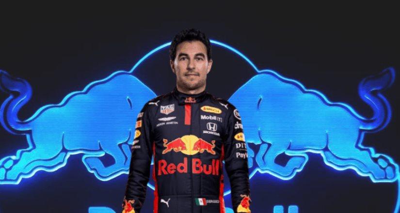 Sergio Checo Pérez tiene nueva escudería; va a Red Bull