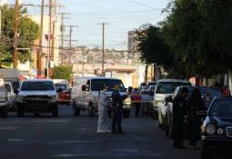 Condena la SSPCM ataque a un agente de la policía municipal de Tijuana