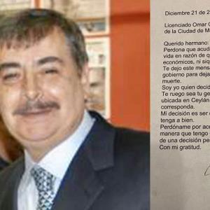 Dueño de semanario Impacto, Juan Bustillos, se quita la vida y deja carta a Omar García Harfuch