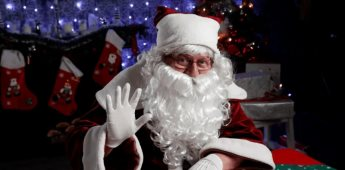 La OMS confirma que Santa Claus es inmune al COVID-19 y repartirá regalos alrededor del mundo