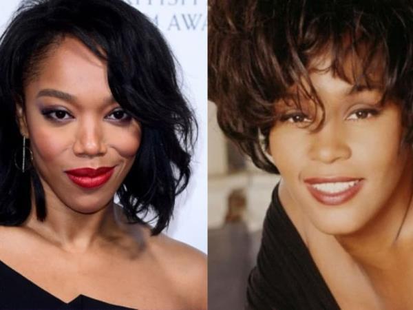 Naomi Ackie interpretará a Whitney Houston en película biográfica