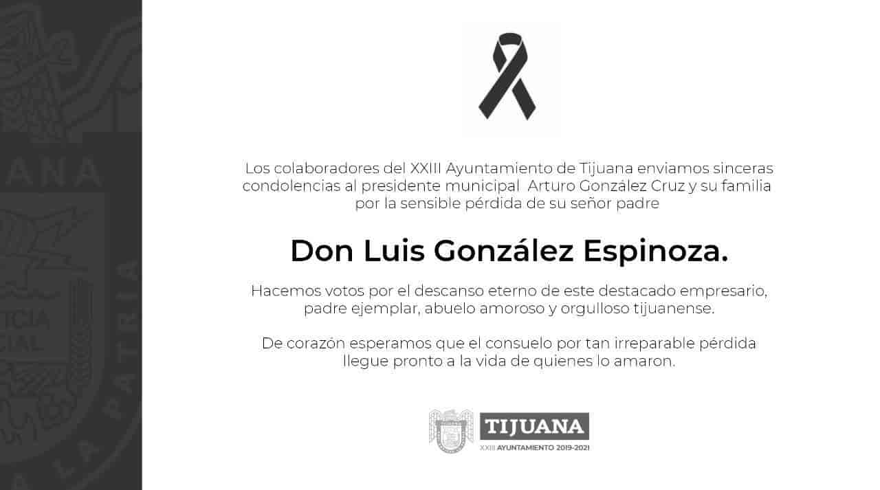 Don Luis González Espinoza