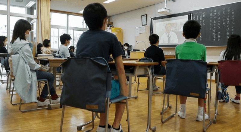 SEP expone a Japón estrategia de educación Aprende en Casa
