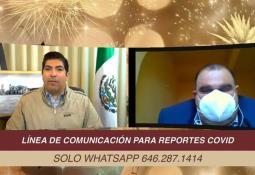 Atestigua el Fiscal General cambio de mesa directiva en CANIRAC Mexicali