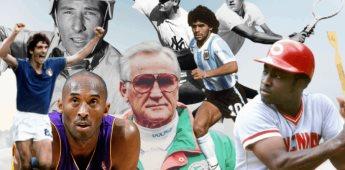 11 iconos del deporte que fallecieron en 2020