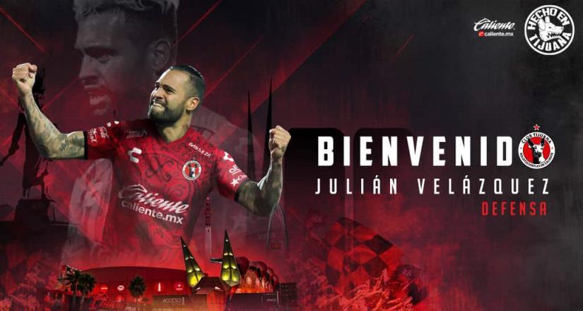 Regresa Julián Velázquez a la jauría