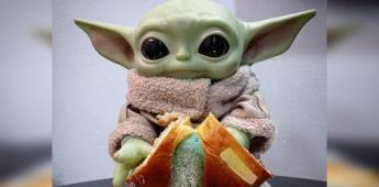 Rosca de Reyes con Baby Yoda: Es un ataque directo a la religión
