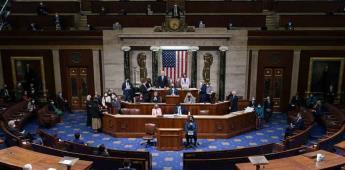 El Congreso de Estados Unidos certifica la victoria de Joe Biden luego del asalto al Capitolio