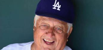 Muere el  entrenador Tom Lasorda, mentor de Fernando Valenzuela con Los Dodgers