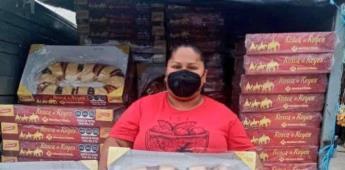 #LadyRoscas: Critican a mujer que compro 300 roscas y las revendió