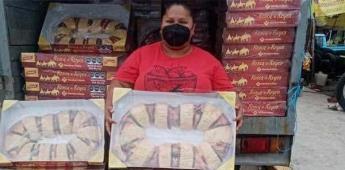 Explica #LadyRosca que compró 300 roscas porque es comerciante