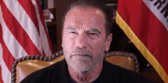 Arnold Schwarzenegger compartió mensaje donde compara asalto al Capitolio con el movimiento Nazi