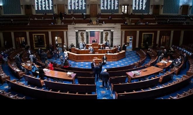 Cámara Baja aprueba iniciar segundo juicio político a Donald Trump