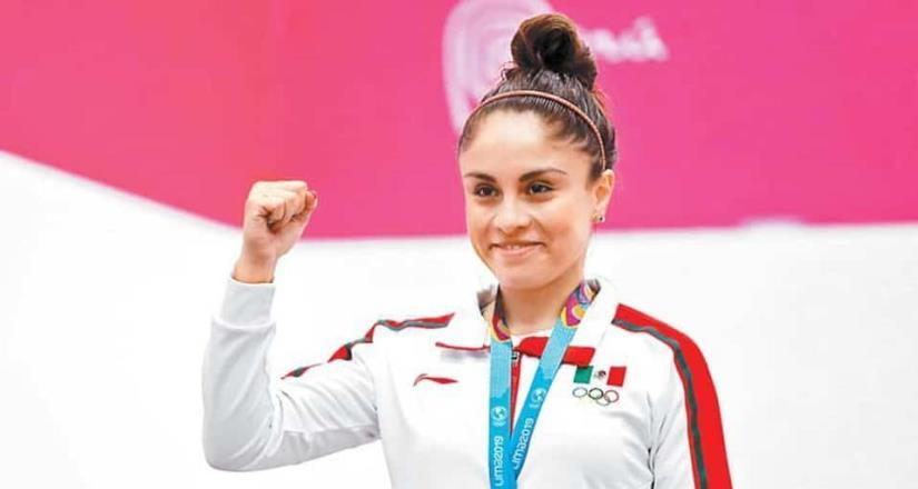 Paola Longoria, nominada al premio del Mejor Atleta