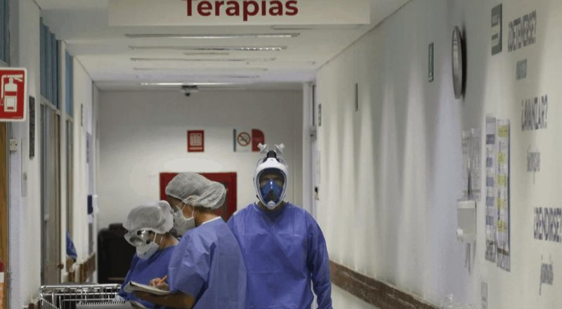Nuevo récord de casos Covid en México: suman en un día 16 mil 468