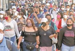 México supera las 120 mil muertes; hay 1 millón 350 mil casos