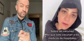 Misógino, responde diputada a Chumel Torres