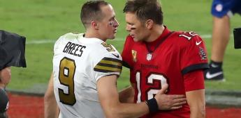 Brees enfrenta su destino al toparse con Tom Brady