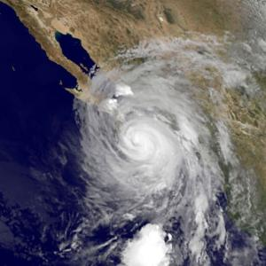 Se aproximan fuertes vientos, helada y lluvia en Baja California, Chihuahua y Sonora