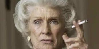 Fallece Cloris Leachman, la abuela en la serie de Malcolm