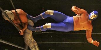 Blue Demon Jr. Podría tener su propia serie en Disney +