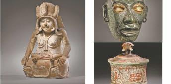 INAH reclama por subasta de piezas prehispánicas