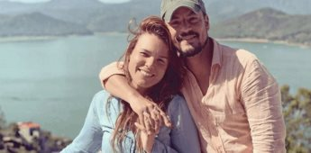 Gloria Sierra pide tanque de oxígeno para su esposo Mike Biaggio